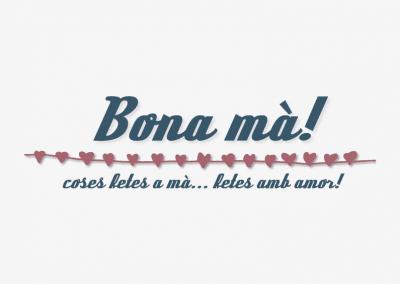 portafoli catàleg BONA-MA - LOGO - LLIBRESGRÀFICS - BERGA