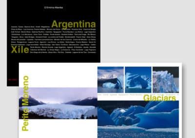 LLIBRESGRAFICS-ALBUM-VIATGES-ARGENTINA-XILE
